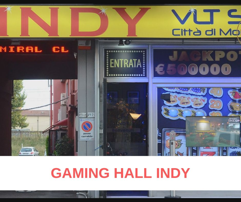 Gaming Hall Indy