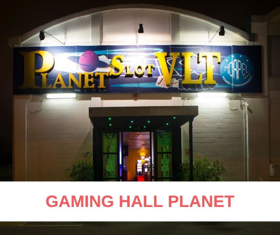 Gaming Hall Planet