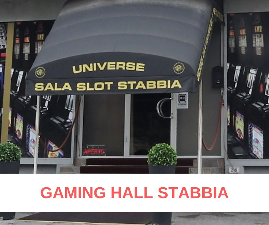 Gaming Hall Stabbia