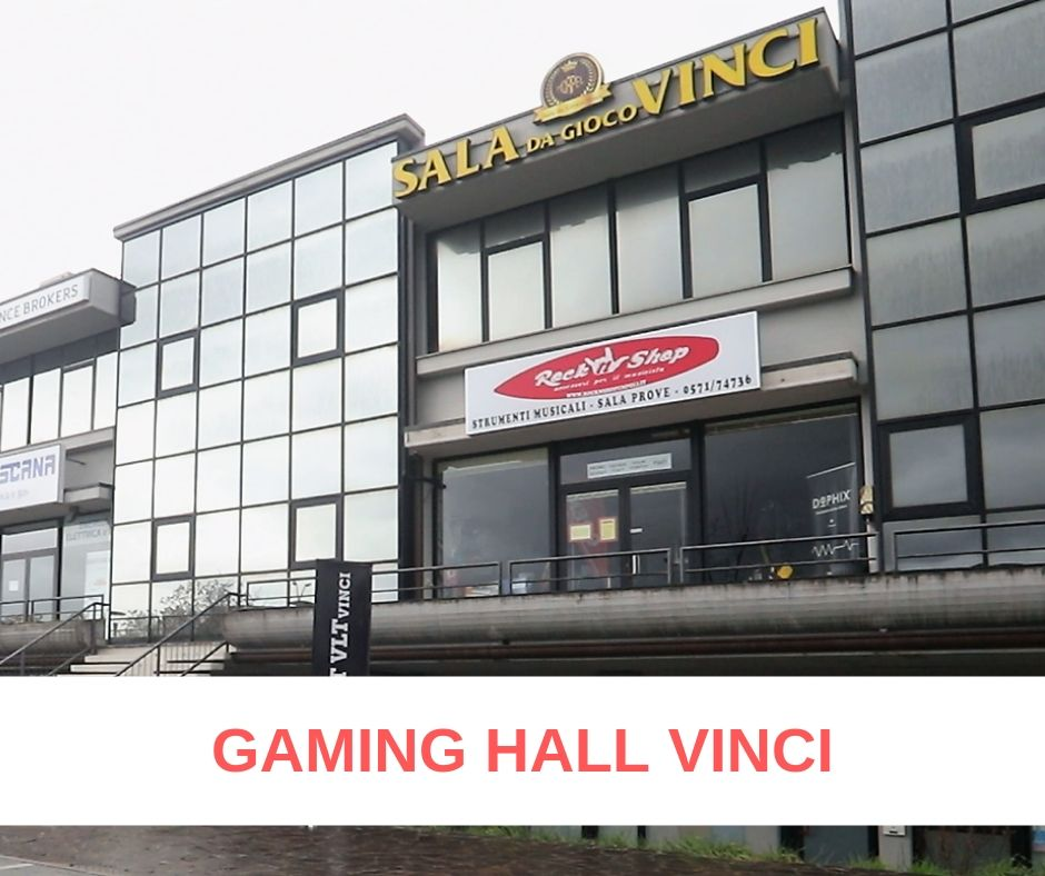 Gaming Hall Vinci